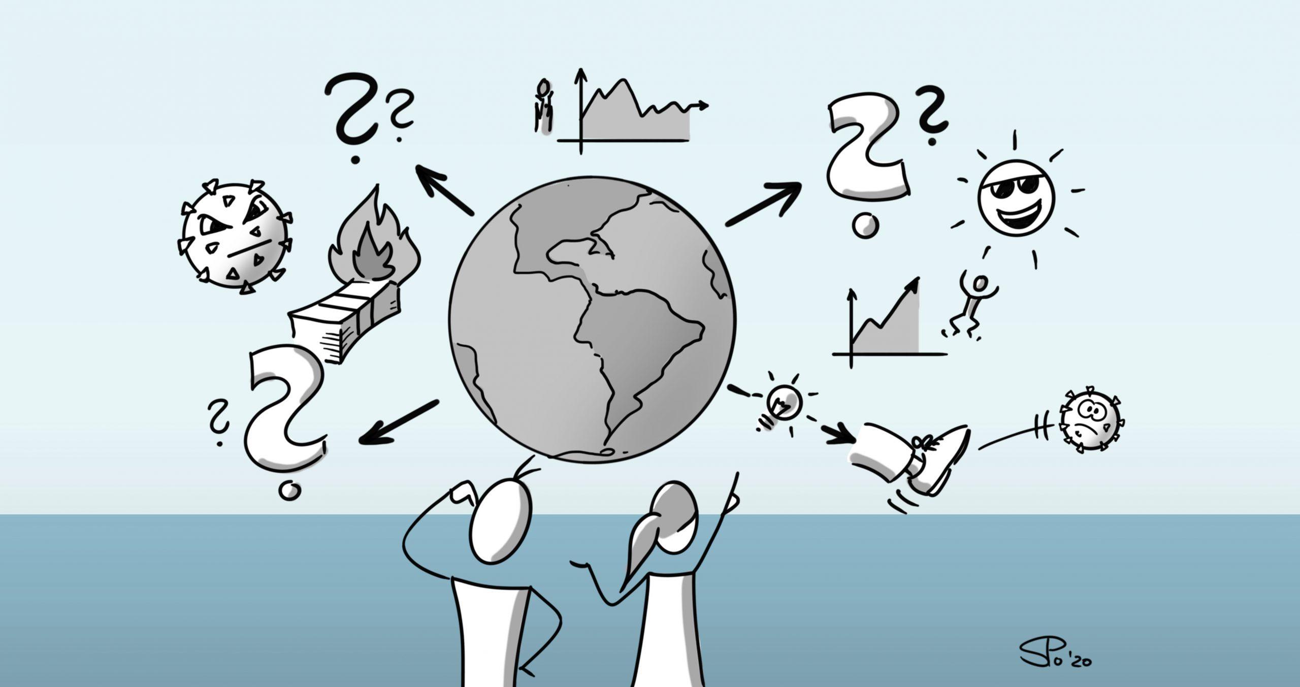Strategieentwicklung für Szenarien